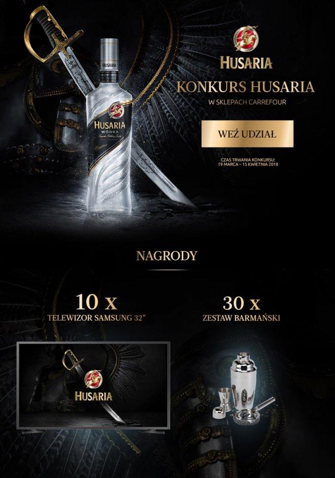 38984568c Nagrody w konkursie to: 10 x telewizor Samsung oraz 30 x zestaw barmański.